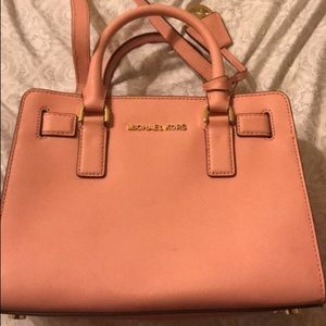 Michael Kors Pink crossbody purse